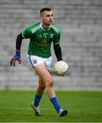 31 October 2020; Raymond Galligan of Cavan during the Ulster GAA Football Senior Championship Preliminary Round match between Monaghan and Cavan at St Tiernach's Park in Clones, Monaghan. Photo by Stephen McCarthy/Sportsfile
