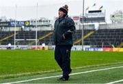 1 November 2020; Tipperary manager David Power during the Munster GAA Football Senior Championship Quarter-Final match between Tipperary and Clare at Semple Stadium in Thurles, Tipperary. Photo by Diarmuid Greene/Sportsfile