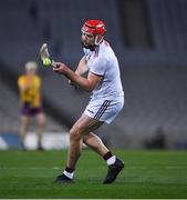 31 October 2020; Joe Canning of Galway during the Leinster GAA Hurling Senior Championship Semi-Final match between Galway and Wexford at Croke Park in Dublin. Photo by Ray McManus/Sportsfile