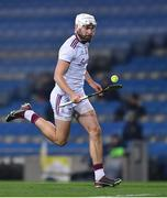 31 October 2020; Jason Flynn of Galway during the Leinster GAA Hurling Senior Championship Semi-Final match between Galway and Wexford at Croke Park in Dublin. Photo by Ray McManus/Sportsfile