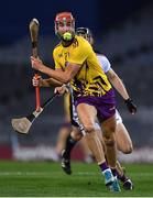 31 October 2020; Paul Morris of Wexford during the Leinster GAA Hurling Senior Championship Semi-Final match between Galway and Wexford at Croke Park in Dublin. Photo by Ray McManus/Sportsfile