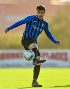 31 October 2020; Ronan Manning of Athlone Town during the Extra.ie FAI Cup Quarter-Final match between Athlone Town and Shelbourne at the Athlone Town Stadium in Athlone, Westmeath. Photo by Harry Murphy/Sportsfile