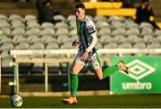 24 October 2020; Ryan Graydon of Bray Wanderers during the SSE Airtricity League First Division match between Bray Wanderers and Galway United at Carlisle Grounds in Bray, Wicklow. Photo by Eóin Noonan/Sportsfile