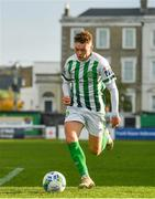24 October 2020; Callum Thompson of Bray Wanderers during the SSE Airtricity League First Division match between Bray Wanderers and Galway United at Carlisle Grounds in Bray, Wicklow. Photo by Eóin Noonan/Sportsfile