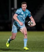 2 November 2020: Rory O'Loughlin of Leinster during the Guinness PRO14 match between Glasgow Warriors and Leinster at Scotstoun Stadium in Glasgow, Scotland. Photo by Ross Parker/Sportsfile