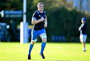 6 November 2020; Dan Leavy during Leinster Rugby squad training at UCD in Dublin. Photo by Ramsey Cardy/Sportsfile