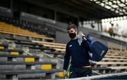 7 November 2020; Tony Kelly of Clare arrives prior to the GAA Hurling All-Ireland Senior Championship Qualifier Round 1 match between Clare and Laois at UPMC Nowlan Park in Kilkenny. Photo by Brendan Moran/Sportsfile