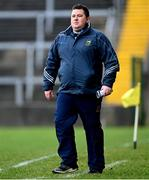 7 November 2020; Tipperary manager David Power during the Munster GAA Football Senior Championship Semi-Final match between Limerick and Tipperary at LIT Gaelic Grounds in Limerick. Photo by Piaras Ó Mídheach/Sportsfile