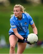 7 November 2020; Carla Rowe of Dublin during the TG4 All-Ireland Senior Ladies Football Championship Round 2 match between Dublin and Waterford at Baltinglass GAA Club in Baltinglass, Wicklow. Photo by Stephen McCarthy/Sportsfile