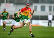 7 November 2020; Jon Nolan of Carlow during the Joe McDonagh Cup Round 3 match between Carlow and Meath at Netwatch Cullen Park in Carlow. Photo by Matt Browne/Sportsfile