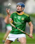 7 November 2020; Stephen Morris of Meath during the Joe McDonagh Cup Round 3 match between Carlow and Meath at Netwatch Cullen Park in Carlow. Photo by Matt Browne/Sportsfile