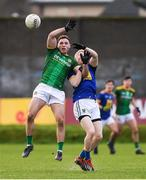 8 November 2020; David Toner of Meath in action against Mark Kenny of Wicklow during the Leinster GAA Football Senior Championship Quarter-Final match between Wicklow and Meath at the County Grounds in Aughrim, Wicklow. Photo by Matt Browne/Sportsfile