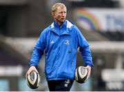 8 November 2020; Leinster Head Coach Leo Cullen ahead of the Guinness PRO14 match between Ospreys and Leinster at Liberty Stadium in Swansea, Wales. Photo by Chris Fairweather/Sportsfile