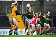 7 November 2020; Aislinn Desmond of Kerry during the TG4 All-Ireland Senior Ladies Football Championship Round 2 match between Cork and Kerry at Austin Stack Park in Tralee, Kerry. Photo by Eóin Noonan/Sportsfile