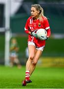 7 November 2020; Orla Finn of Cork during the TG4 All-Ireland Senior Ladies Football Championship Round 2 match between Cork and Kerry at Austin Stack Park in Tralee, Kerry. Photo by Eóin Noonan/Sportsfile