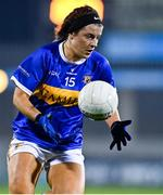 6 November 2020; Roisin Howard of Tipperary during the TG4 All-Ireland Senior Ladies Football Championship Round 2 match between Monaghan and Tipperary at Parnell Park in Dublin. Photo by Eóin Noonan/Sportsfile