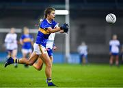 6 November 2020; Laura Dillon of Tipperary during the TG4 All-Ireland Senior Ladies Football Championship Round 2 match between Monaghan and Tipperary at Parnell Park in Dublin. Photo by Eóin Noonan/Sportsfile