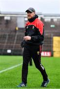 8 November 2020; Down manager Paddy Tally ahead of the Ulster GAA Football Senior Championship Quarter-Final match between Fermanagh and Down at Brewster Park in Enniskillen, Fermanagh. Photo by Sam Barnes/Sportsfile