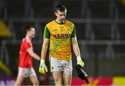 8 November 2020; A dejected Shane Ryan of Kerry after the Munster GAA Football Senior Championship Semi-Final match between Cork and Kerry at Páirc Uí Chaoimh in Cork. Photo by Brendan Moran/Sportsfile