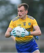 8 November 2020; Enda Smith of Roscommon during the Connacht GAA Football Senior Championship Semi-Final match between Roscommon and Mayo at Dr Hyde Park in Roscommon. Photo by Ramsey Cardy/Sportsfile