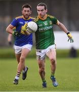 8 November 2020; Cillian O'Sullivan of Meath during the Leinster GAA Football Senior Championship Quarter-Final match between Wicklow and Meath at the County Grounds in Aughrim, Wicklow. Photo by Matt Browne/Sportsfile