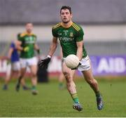8 November 2020; Donal Keogan of Meath during the Leinster GAA Football Senior Championship Quarter-Final match between Wicklow and Meath at the County Grounds in Aughrim, Wicklow. Photo by Matt Browne/Sportsfile