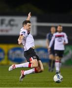 9 November 2020; Brian Gartland of Dundalk during the SSE Airtricity League Premier Division match between Dundalk and Sligo Rovers at Oriel Park in Dundalk, Louth. Photo by Sam Barnes/Sportsfile