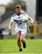 8 November 2020; Eoin Lowry of Laois during the Leinster GAA Football Senior Championship Quarter-Final match between Longford and Laois at Glennon Brothers Pearse Park in Longford. Photo by Ray McManus/Sportsfile