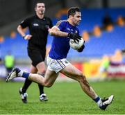 8 November 2020; Kevin Diffley of Longford during the Leinster GAA Football Senior Championship Quarter-Final match between Longford and Laois at Glennon Brothers Pearse Park in Longford. Photo by Ray McManus/Sportsfile