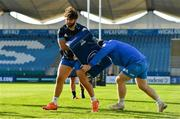 12 November 2020; Michael Milne during a Leinster Rugby squad training session at the RDS Arena in Dublin. Photo by Brendan Moran/Sportsfile
