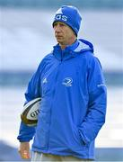 12 November 2020; Head coach Leo Cullen during a Leinster Rugby squad training session at the RDS Arena in Dublin. Photo by Brendan Moran/Sportsfile