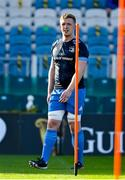 12 November 2020; Dan Leavy during a Leinster Rugby squad training session at the RDS Arena in Dublin. Photo by Brendan Moran/Sportsfile