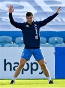 12 November 2020; Luke McGrath during a Leinster Rugby squad training session at the RDS Arena in Dublin. Photo by Brendan Moran/Sportsfile