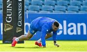 12 November 2020; Dave Kearney during a Leinster Rugby squad training session at the RDS Arena in Dublin. Photo by Brendan Moran/Sportsfile