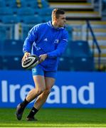 12 November 2020; Michael Silvester during a Leinster Rugby squad training session at the RDS Arena in Dublin. Photo by Brendan Moran/Sportsfile