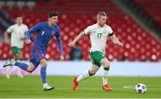 12 November 2020; Daryl Horgan of Republic of Ireland in action against Mason Mount of England during the International Friendly match between England and Republic of Ireland at Wembley Stadium in London, England. Photo by Matt Impey/Sportsfile