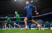 14 November 2020; Conor Hourihane during a Republic of Ireland training session at Cardiff City Stadium in Cardiff, Wales. Photo by Stephen McCarthy/Sportsfile