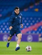 14 November 2020; Josh Cullen during a Republic of Ireland training session at Cardiff City Stadium in Cardiff, Wales. Photo by Stephen McCarthy/Sportsfile