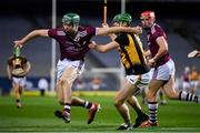 14 November 2020; Cathal Mannion of Galway in action against Tommy Walsh of Kilkenny during the Leinster GAA Hurling Senior Championship Final match between Kilkenny and Galway at Croke Park in Dublin. Photo by Ray McManus/Sportsfile