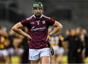 14 November 2020; Fintan Burke of Galway following his side's defeat during the Leinster GAA Hurling Senior Championship Final match between Kilkenny and Galway at Croke Park in Dublin. Photo by Seb Daly/Sportsfile
