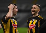 14 November 2020; Richie Leahy, left, and Conor Fogarty of Kilkenny after the Leinster GAA Hurling Senior Championship Final match between Kilkenny and Galway at Croke Park in Dublin. Photo by Ray McManus/Sportsfile