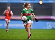 14 November 2020; Sarah Rowe of Mayo during the TG4 All-Ireland Senior Ladies Football Championship Round 3 match between Armagh and Mayo at Parnell Park in Dublin. Photo by Sam Barnes/Sportsfile