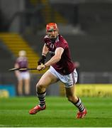 14 November 2020; Conor Whelan of Galway during the Leinster GAA Hurling Senior Championship Final match between Kilkenny and Galway at Croke Park in Dublin. Photo by Seb Daly/Sportsfile