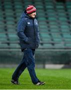 14 November 2020; Cork manager Kieran Kingston prior to the GAA Hurling All-Ireland Senior Championship Qualifier Round 2 match between Cork and Tipperary at LIT Gaelic Grounds in Limerick. Photo by Brendan Moran/Sportsfile