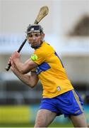 14 November 2020; Cathal Malone of Clare during the GAA Hurling All-Ireland Senior Championship Qualifier Round 2 match between Wexford and Clare at MW Hire O'Moore Park in Portlaoise, Laois. Photo by Matt Browne/Sportsfile