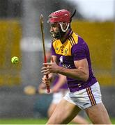 14 November 2020; Paudie Foley of Wexford during the GAA Hurling All-Ireland Senior Championship Qualifier Round 2 match between Wexford and Clare at MW Hire O'Moore Park in Portlaoise, Laois. Photo by Matt Browne/Sportsfile