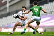 15 November 2020; Fergal Conway of Kildare in action against Donal Keogan of Meath during the Leinster GAA Football Senior Championship Semi-Final match between Kildare and Meath at Croke Park in Dublin. Photo by Eóin Noonan/Sportsfile