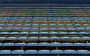 15 November 2020; Empty seats are seen prior to the Munster GAA Hurling Senior Championship Final match between Limerick and Waterford at Semple Stadium in Thurles, Tipperary. Photo by Brendan Moran/Sportsfile