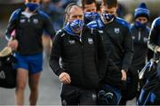 15 November 2020; Waterford manager Liam Cahill arrives prior to the Munster GAA Hurling Senior Championship Final match between Limerick and Waterford at Semple Stadium in Thurles, Tipperary. Photo by Brendan Moran/Sportsfile