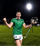 15 November 2020; Diarmaid Byrnes of Limerick after the Munster GAA Hurling Senior Championship Final match between Limerick and Waterford at Semple Stadium in Thurles, Tipperary. Photo by Ray McManus/Sportsfile
